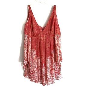 Free People / Penny Lover Mini Dress